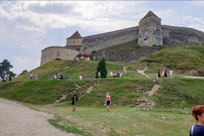 Transylvania Tour of Dracula s Bran Castel and Rasnov Citedel photo 4
