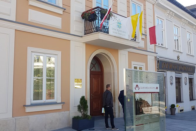 John Paul II Family House Museum & Wadowice Tour from Krakow