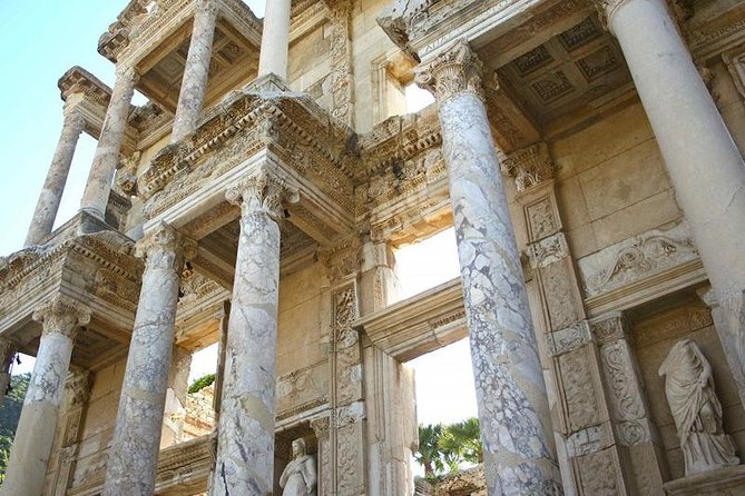 Kusadasi Port to Ephesus, House of Virgin Mary, Artemis Temple, Gazibegendi Hill photo 8