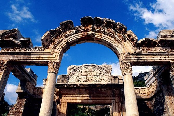 Kusadasi Port to Ephesus, House of Virgin Mary, Artemis Temple, Gazibegendi Hill photo 9