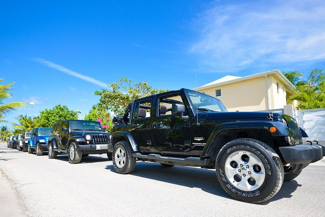 Best Jeep Tour in St Maarten with Lunch