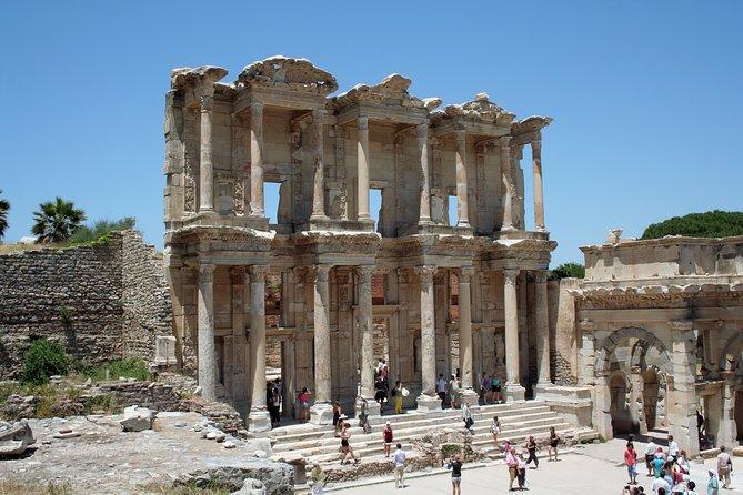 Ephesus Archeological Site Electronic Entrance Ticket