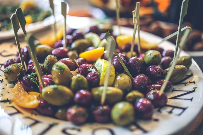 Wine Tasting and tapas for foodies
