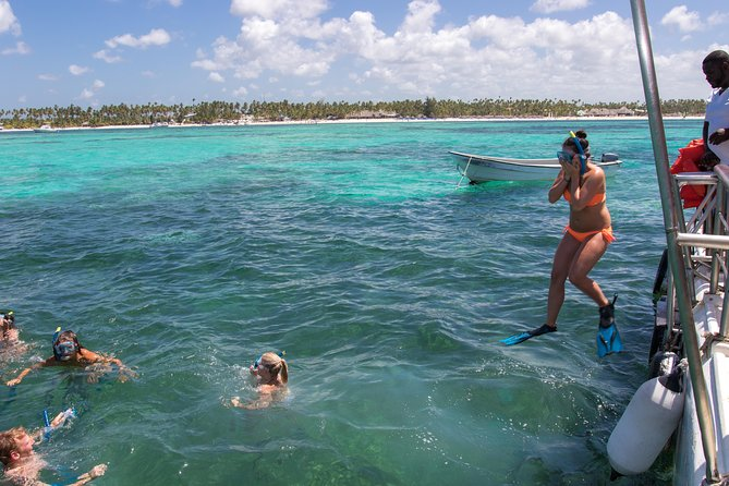 La Barcaza Private Lux Snorkelling Punta Cana photo 17