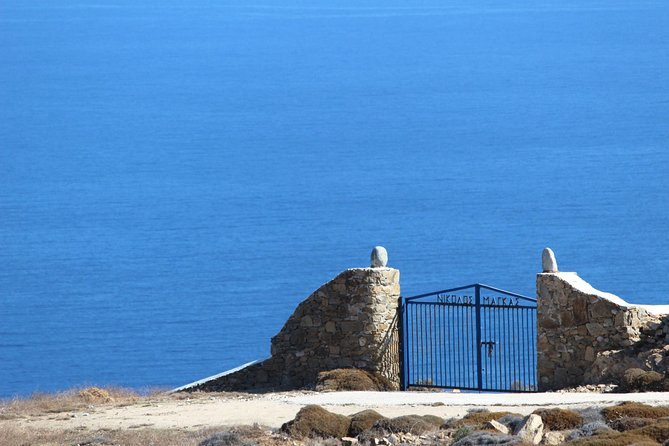 The Fifth Sense of Mykonos Half Day Private tour