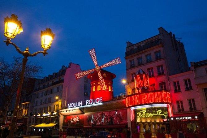 Paris Essential: Montmartre Beautiful Evening Bites & Sites (Private Tour)