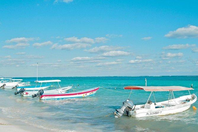 Isla Mujeres, boats