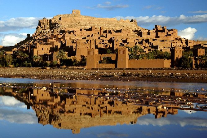 Marrakech to Ouarzazate Day trip