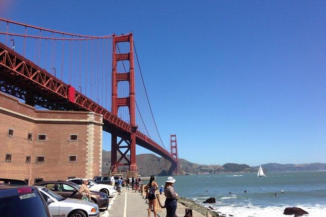 Quick San Francisco City Tour - 4 hr Private Tour