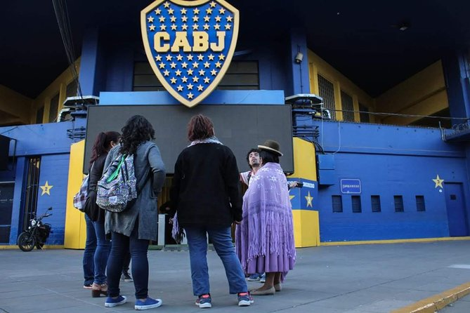 La Boca Obrera, a collective creation: Port, immigrants, arts and football photo 4