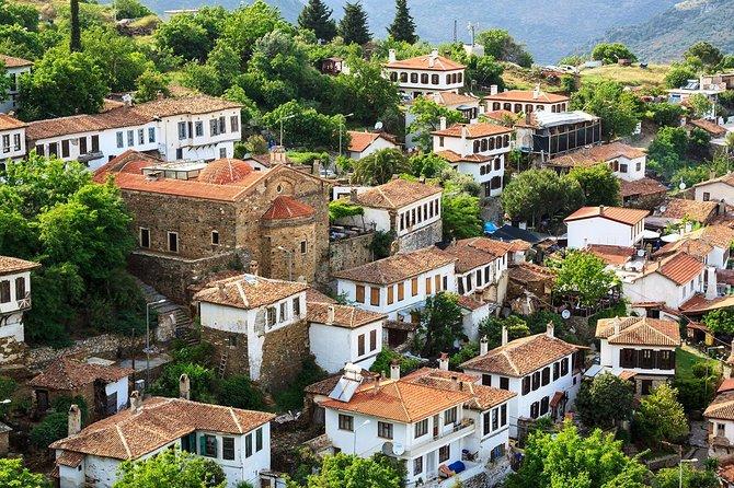 Kusadasi Port to Sirince Village, Ephesus, Temple of Artemis, Gazibegendi Hill