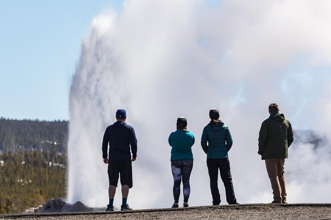 Private Yellowstone Tour - Lunch Included
