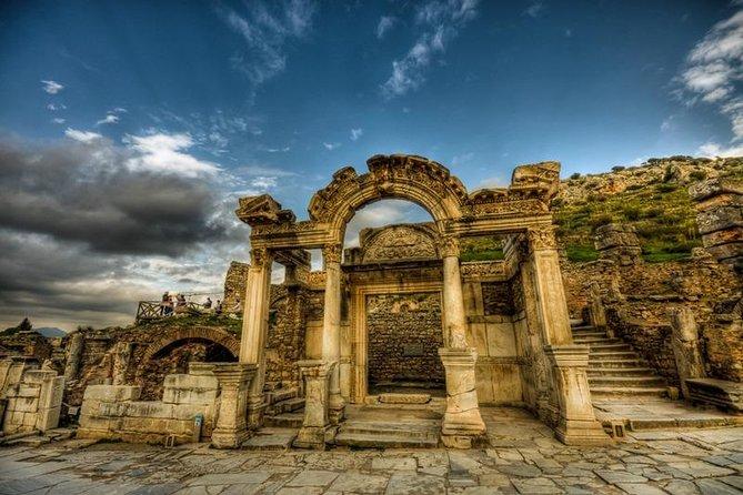 Kusadasi Port to Ephesus, Doganbey Village, Priene, Artemis, Gazibegendi Hill