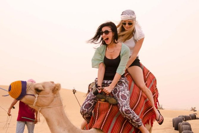 Sea & Desert Discovery 3 Hours Horse & Camel Ride (Beach, Desert) - Hurghada