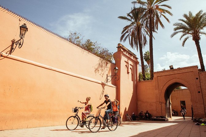 Private Tour: Past & Present of Marrakech by Bike with a Local photo 2