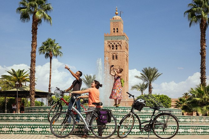 Private Tour: Past & Present of Marrakech by Bike with a Local photo 1