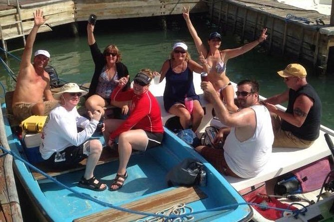 Private Dinghy Drinking Tour through Key West Waters