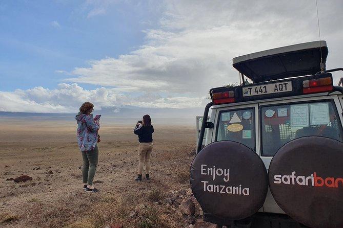 4 Day Tanzania Safari, to Lake Manyara, Ngorongoro and Serengeti