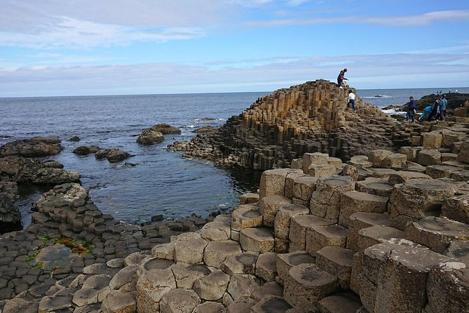 Luxury Private Shore Excursion From Belfast Port including Giants Causeway