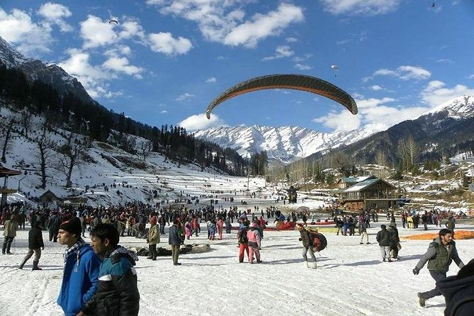 MANALI PACKAGE (3 Nights /4 Days)