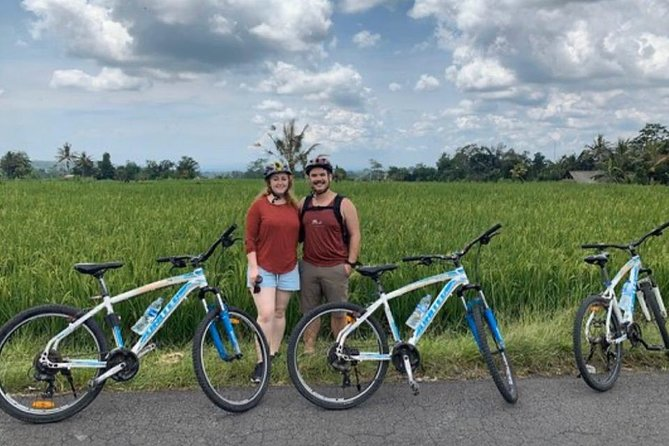Bali Fantastic Cycling Tours in Montain