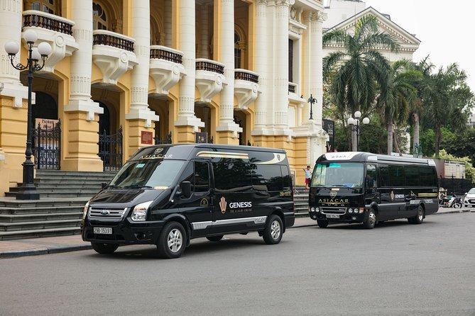 2-Days Genesis Halong Bay Luxury Cruise from Hanoi