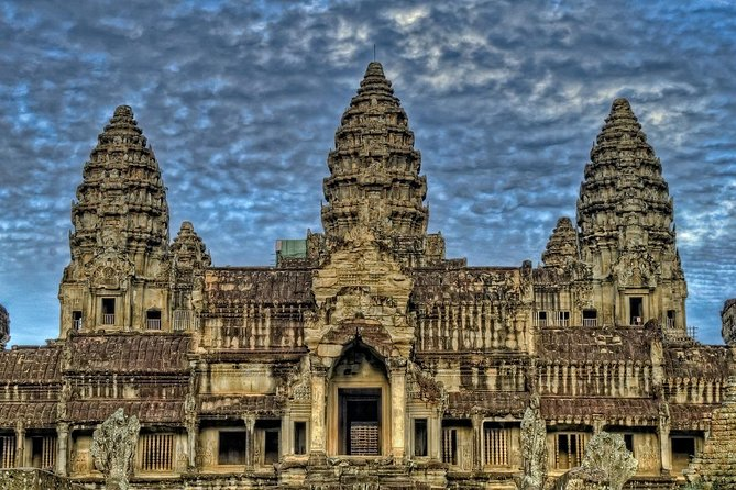 Private Tour: Angkor Wat and The Royal Temples Full-Day Tour from Siem Reap photo 2