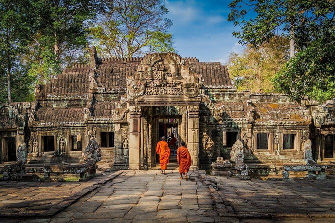 Private Tour: Angkor Wat and The Royal Temples Full-Day Tour from Siem Reap photo 6