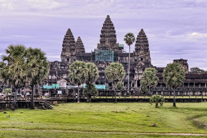Private Tour: Angkor Wat and The Royal Temples Full-Day Tour from Siem Reap photo 1