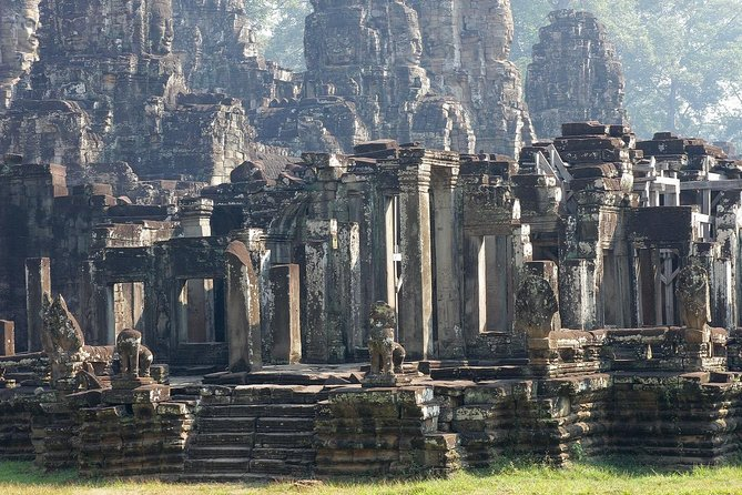 Private Tour: Angkor Wat and The Royal Temples Full-Day Tour from Siem Reap photo 5