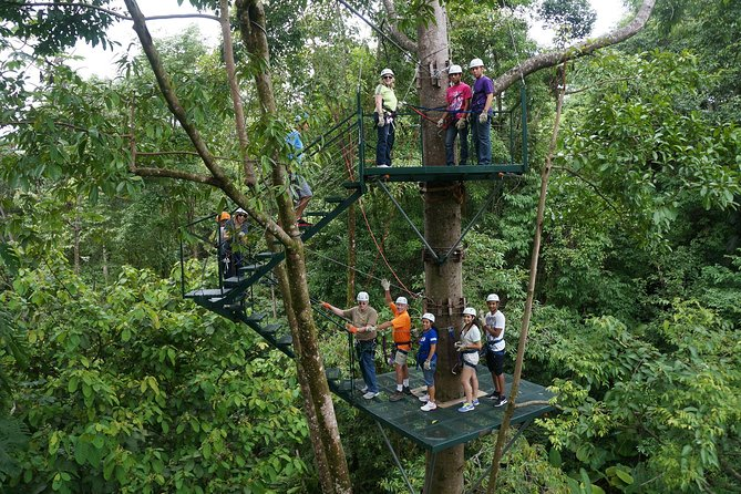 Manuel Antonio Canopy Tour - Longest Twin Zip Line in Central America