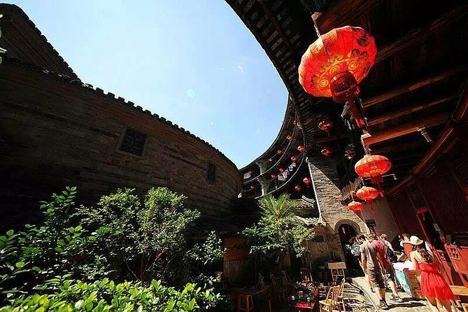 Private Overnight Tour to Visit Nanjing and Yongding Tulou Castles from Xiamen photo 1