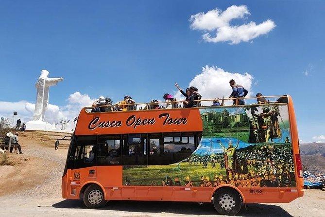 Open Bus Cusco City Tour