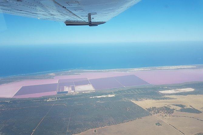 Pink Lake - Hutt Lagoon Kalbarri