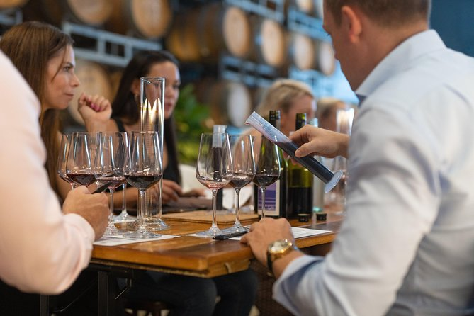 City Winery Brisbane Wine Blending Workshop