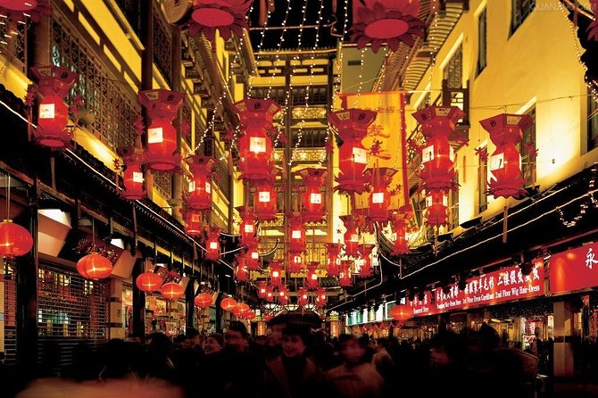 Full-Day Private Cultural Tour of Shanghai Old City Attractions