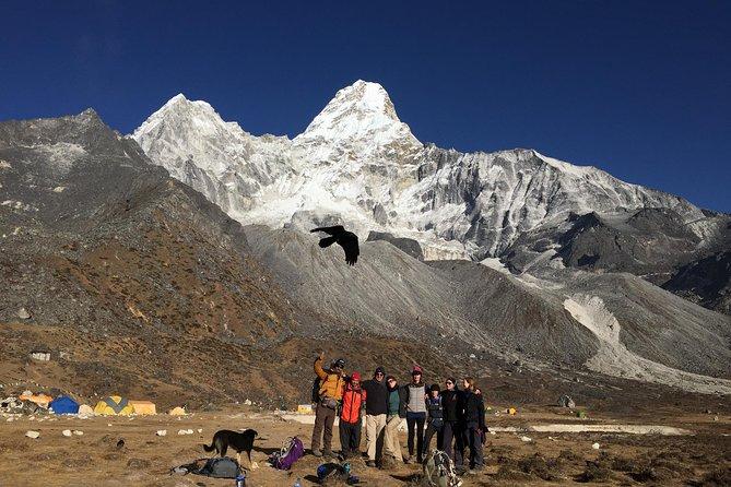 Amadablam Base Camp Trek