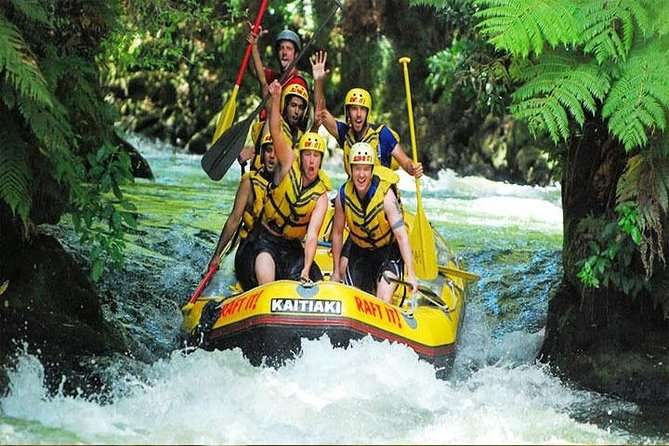 2 in 1 Rafting and ATV Quad Adventure in Krabi