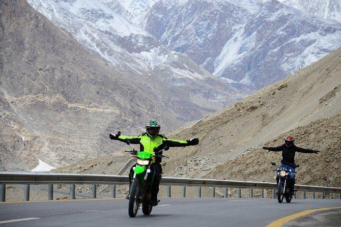 Karakoram Highway Motorbike Tour