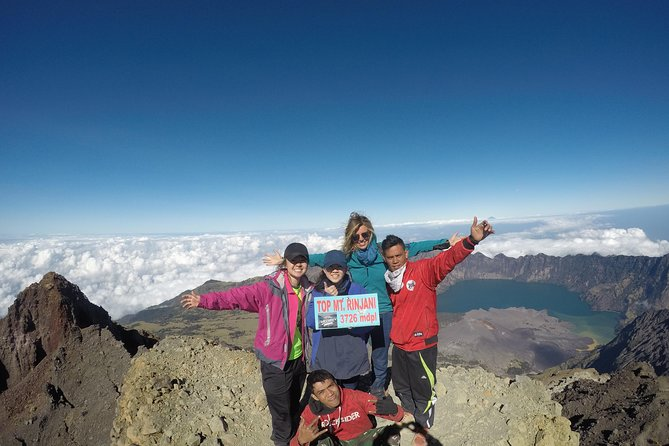 2D1N Trek To The Summit / Top Of Mount Rinjani photo 1