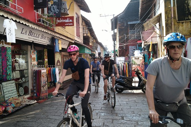 Kochi By Cycle - Bicycle tour + Breakfast