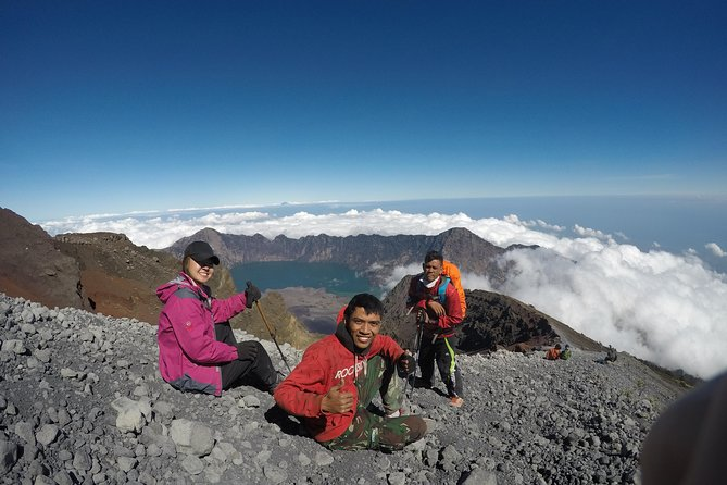 2D1N Trek To The Summit / Top Of Mount Rinjani photo 4