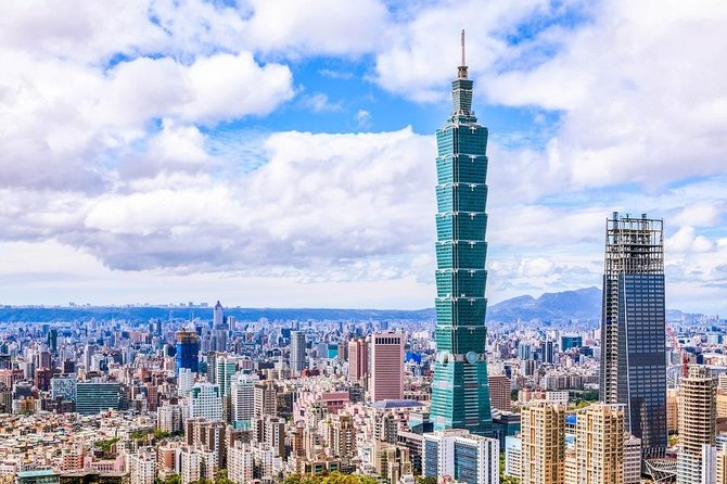 Explore the Best of Taipei One Day Tour