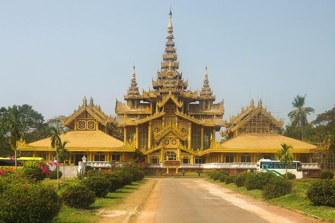 Beautiful Mon ancient city in Myanmar, Bago photo 2