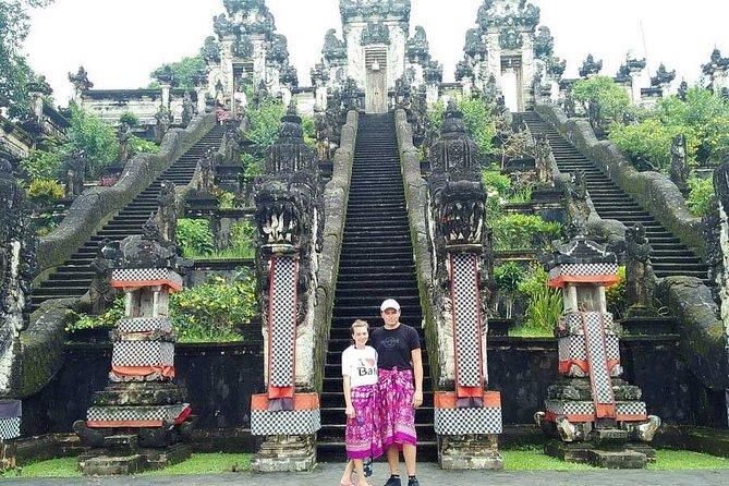 Bali Gate of Heaven - Ujung Water Palace - Tirta Gangga - Ticket All Inclusive