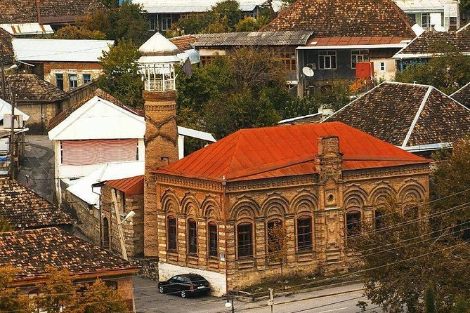 Sheki Historical and Architectural Tour