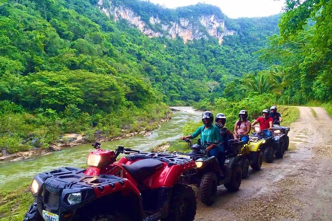 Xunanutinch Jungle ATV Ride Combo/Tour