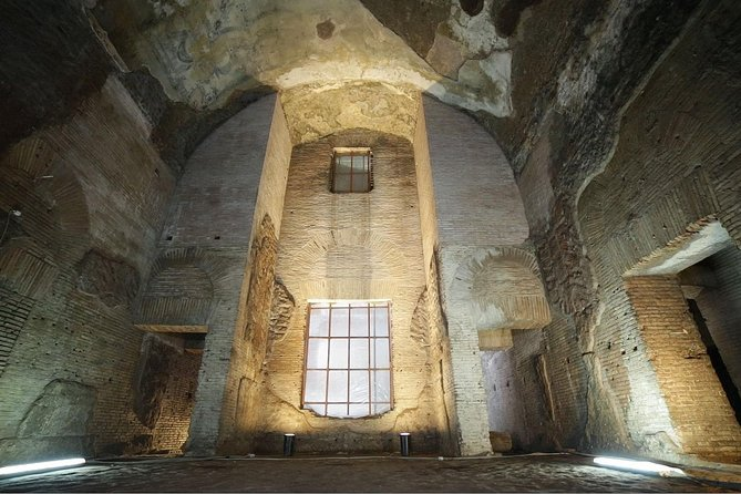 Colosseum and Nero's Golden House skip the line guided tour
