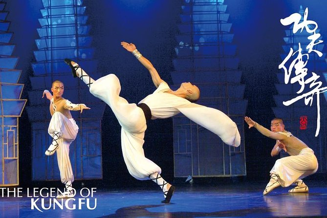 Beijing Kung Fu Night Show Ticket And Hotel Transfer Included photo 1
