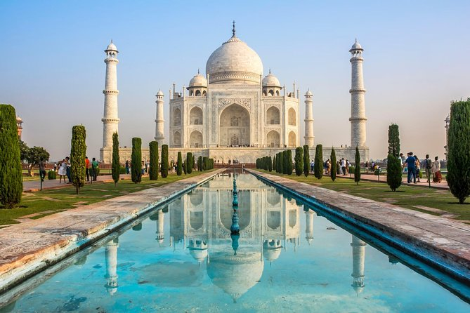 Days Taj Mahal & Agra Tour from Delhi by car photo 8